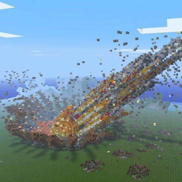 Photo sans nom construction minecraft - Minecraft guide de construction ...