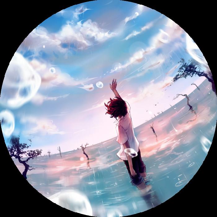 New Sky - Yuumei