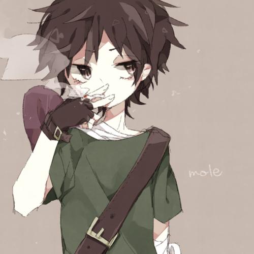 Ze Mole (Christophe) - South Park