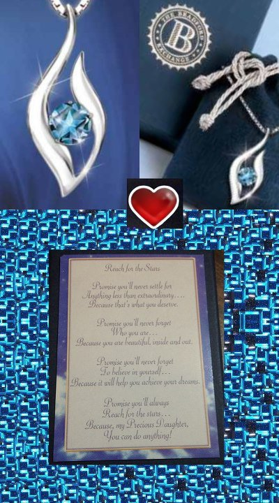 It's Super Pretty <3 I Just Love it <3 Photo Collage of this Lovely Gift I got from Both my Parents.