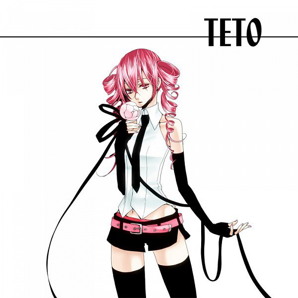 Kasane Teto©Vip@2ch ; Art©Haruma High Drop