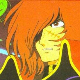 Albator, il a la même coiffure que moi ^^