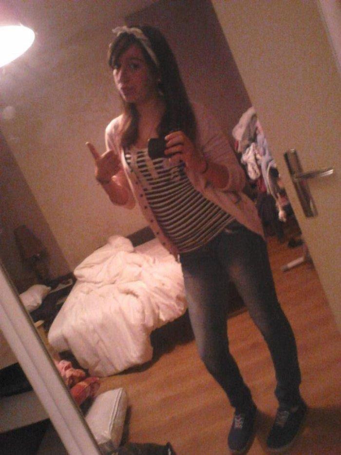 Ma photo de profil Facebook♥