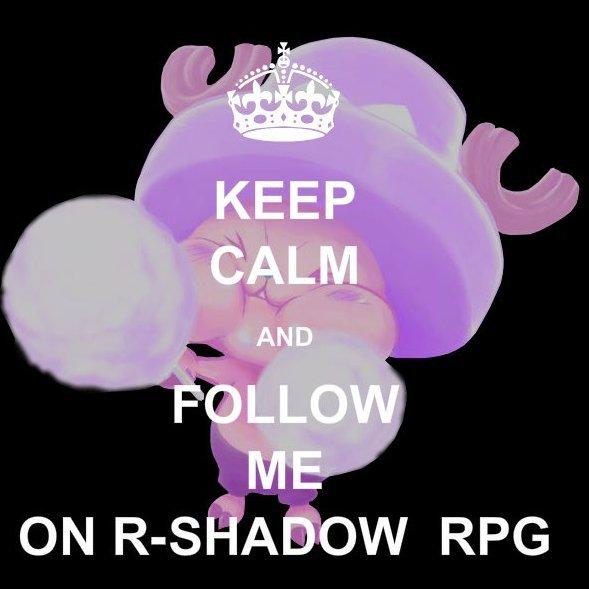 Révolution Shadow RPG