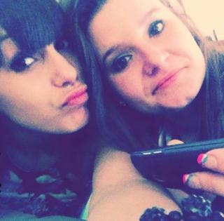 Sarah et moi <3