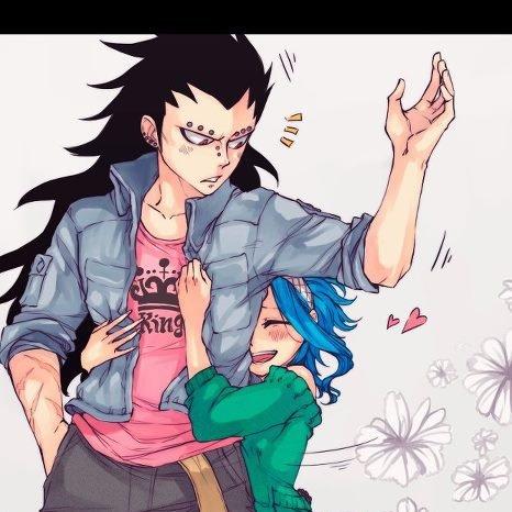 Gajeel et moi ~♥