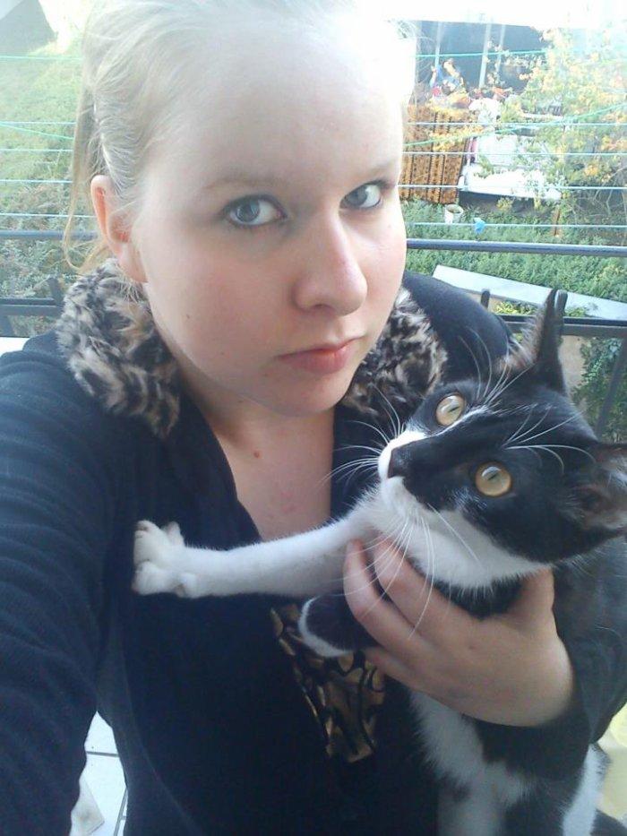 Me & le Chat de Ma soeur (Charly)