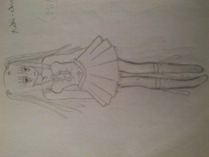 Yuki ghotique ^^