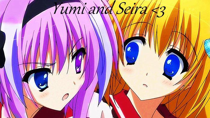 Yumi et Seira <3