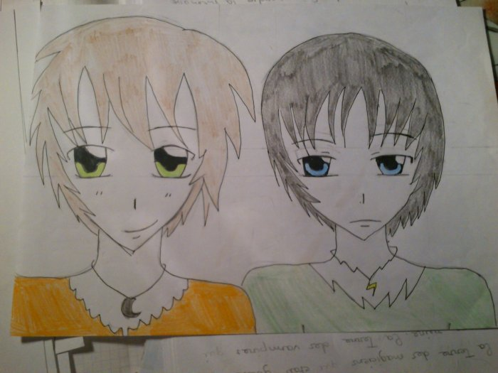 Akira et Seiko ^^