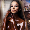 Profil de femmechocolat