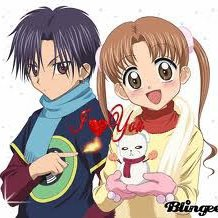 Natsume et Mikan