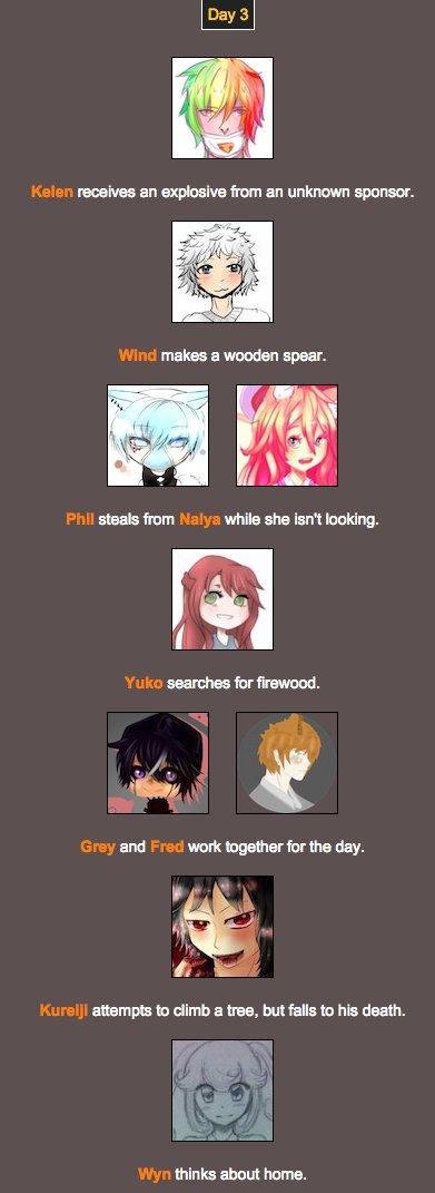 Phil est un dfgs en fait | Kureiji et sa mort de merde :')