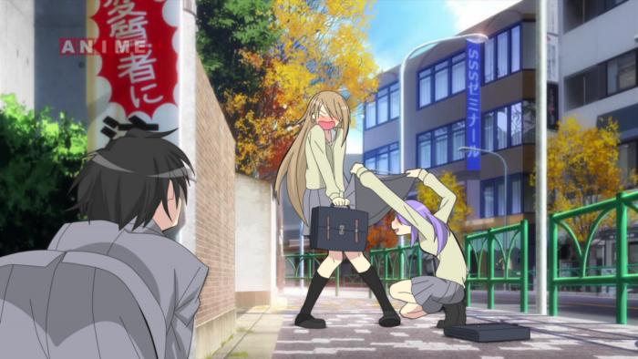 Takeshi, Mahiru & Akiko