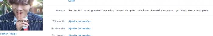 J'aime mes phrases Skype 8))))