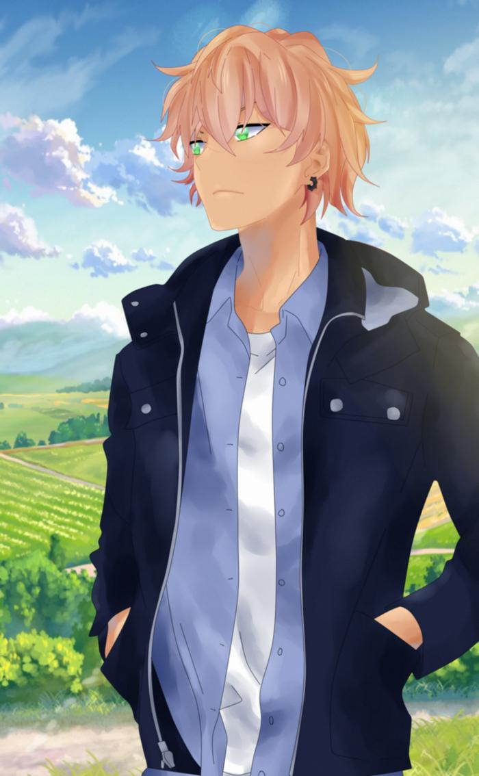 Tsubasa • Frère de Chihiro | Couple |