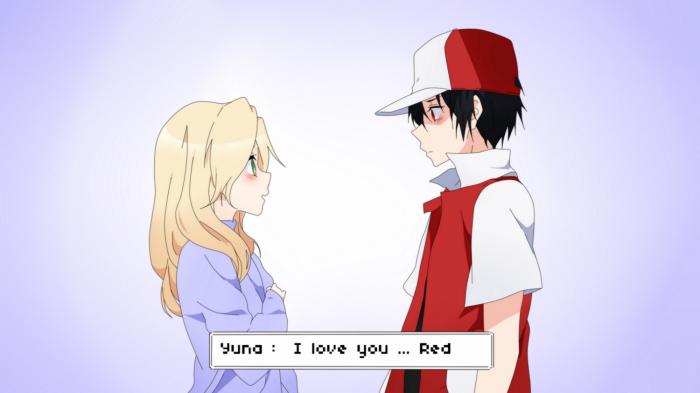 Pokemon Oc • Yuna & Red