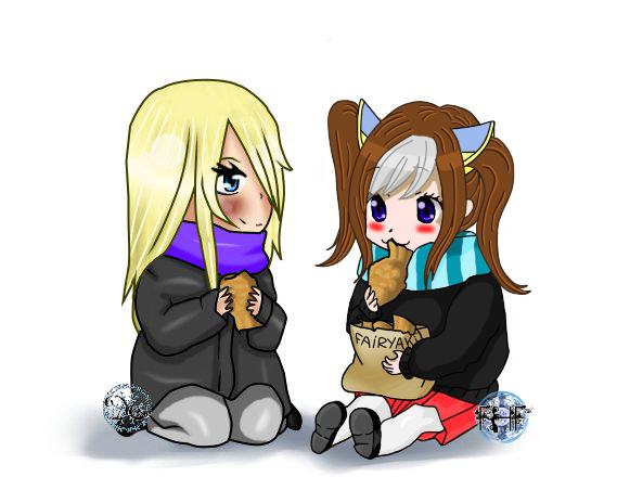 Snolie & Maëva | Avec Bae x)