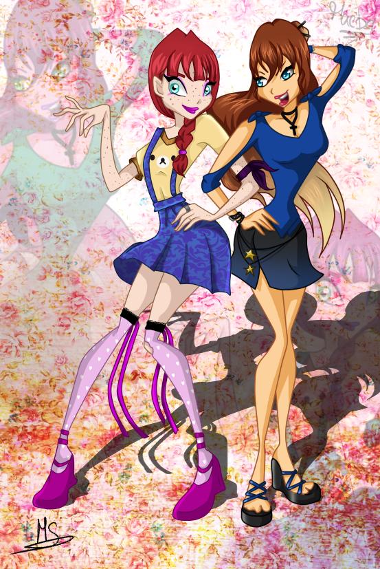 Mae & Kyla | Avec Bae **