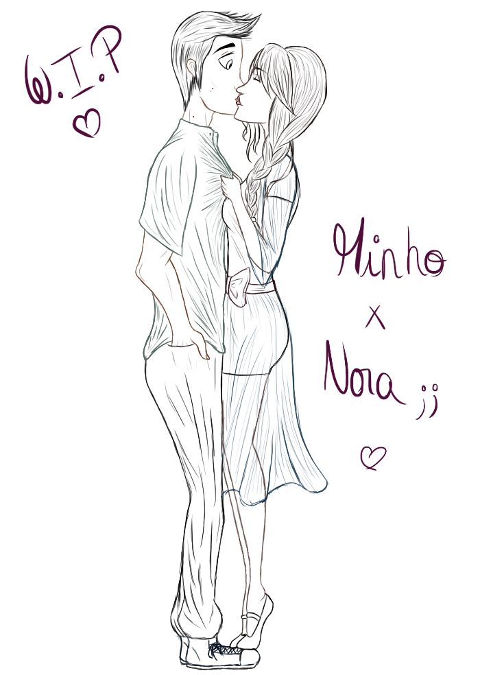 Minho x Nora ;; ♥