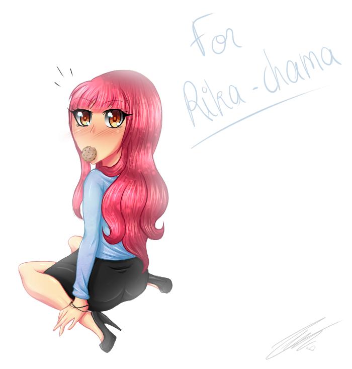 Pour Rika-chama blblbl ;///;