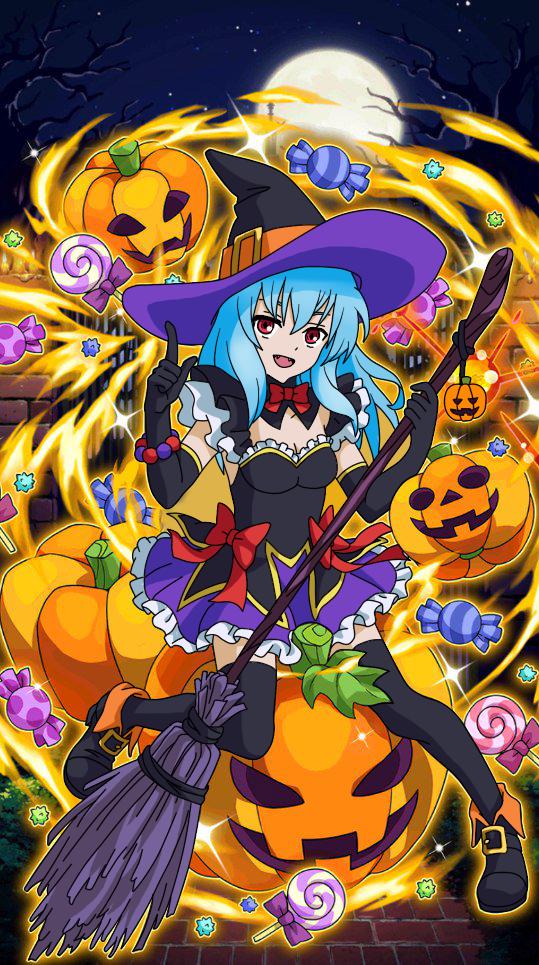 Kotori version Halloween