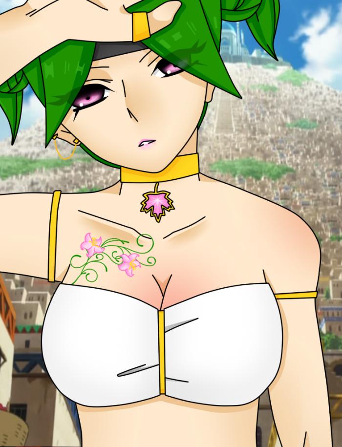 Shirin la 1ère de Shinrosalia