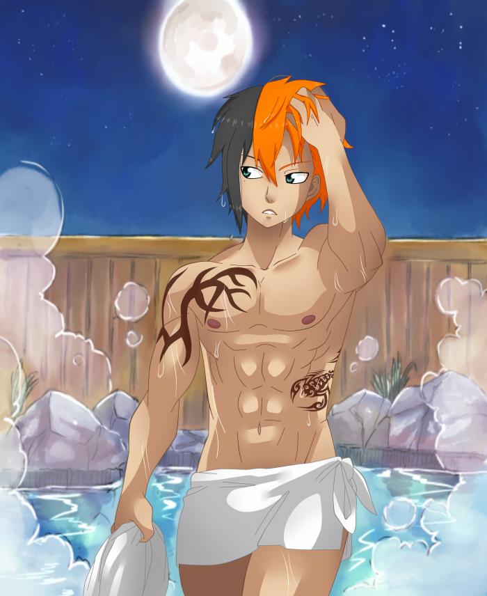 Eiji en mode bain thermal