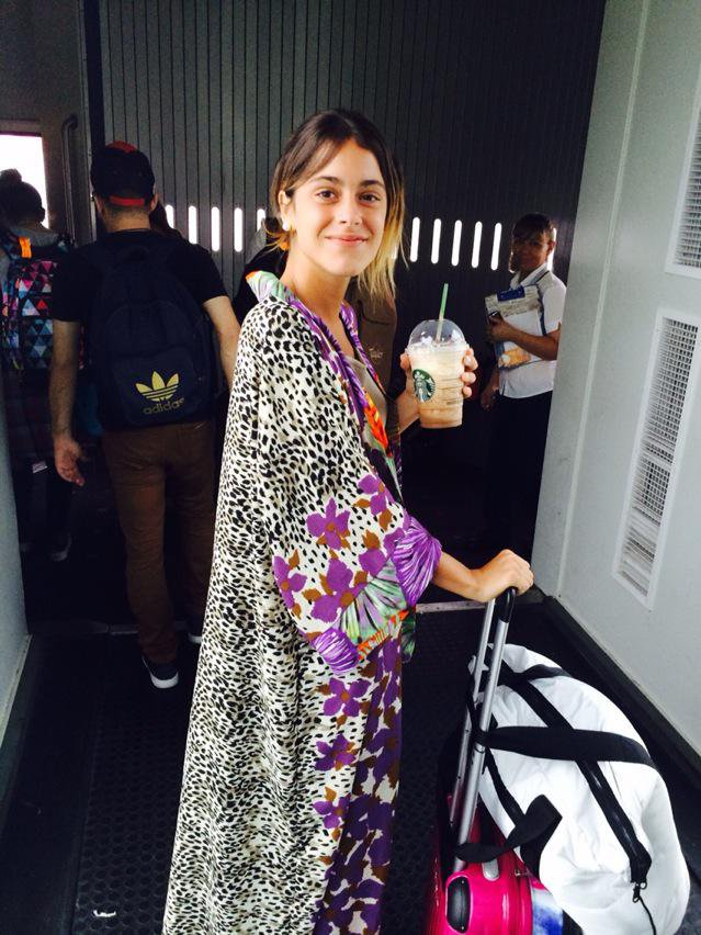 Pause chez Starbuck