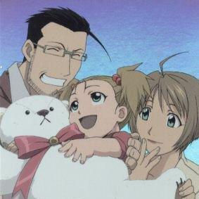 la famille hughes