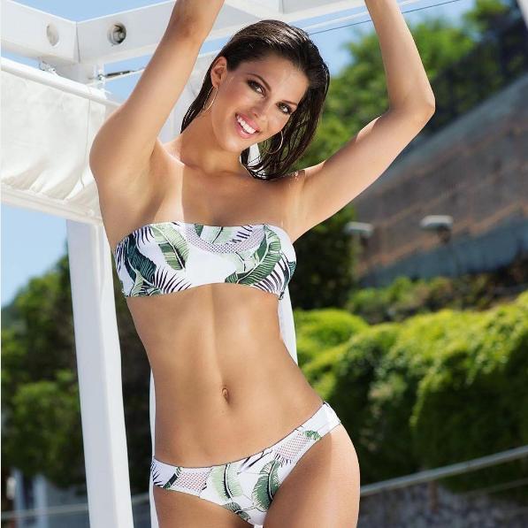 Miss France 2016 lors de la Croisière Italie Secrète