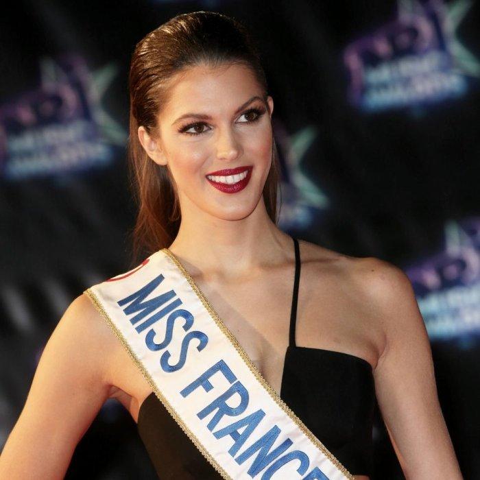 Miss France 2016 aux NRJ Music Awards 2016