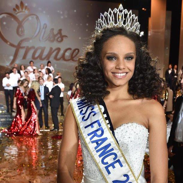 Miss Guyane 2016, Miss France 2017