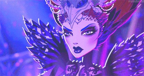 mère de Raven Queen