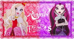 Royals Or Rebels