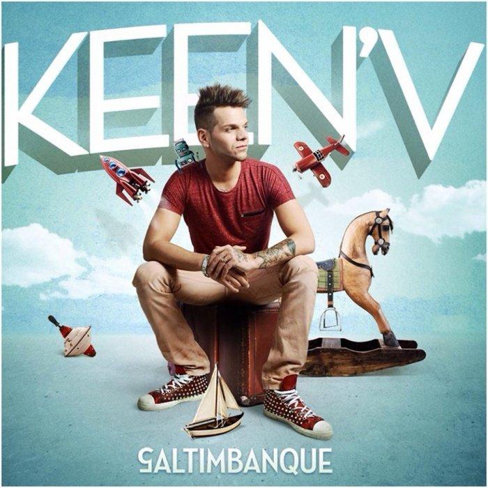 L'album Collector Saltimbanque de Keen'v