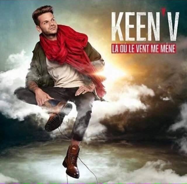 L'album Là Où Le Vent Me Mène sorti le 23 Octobre 2015