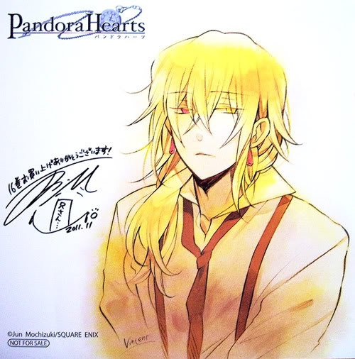 Vince-chan <3