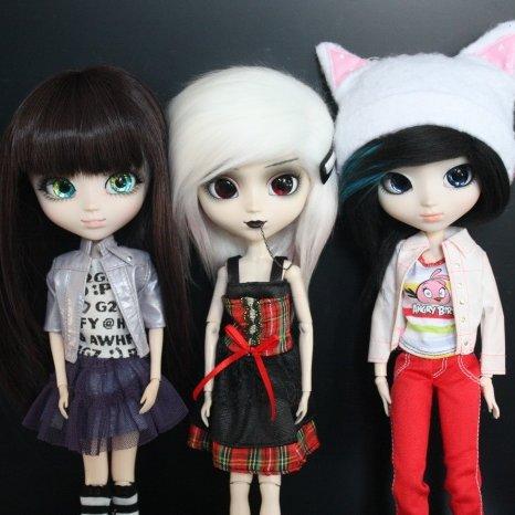 Alana, Willow & Mavis