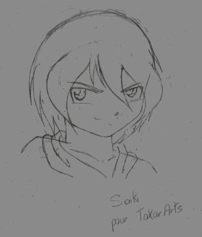 Saiki - Sogankyo ~