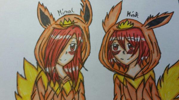 Minal et Mink ~ - Niri-chan ♥