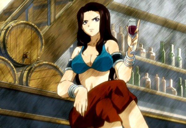 Une Kana sans alcool c comme moi sans manga...