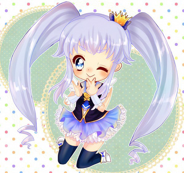 Mini Cure Princess