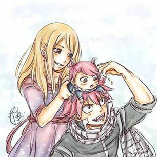 nalu's familly again *-*