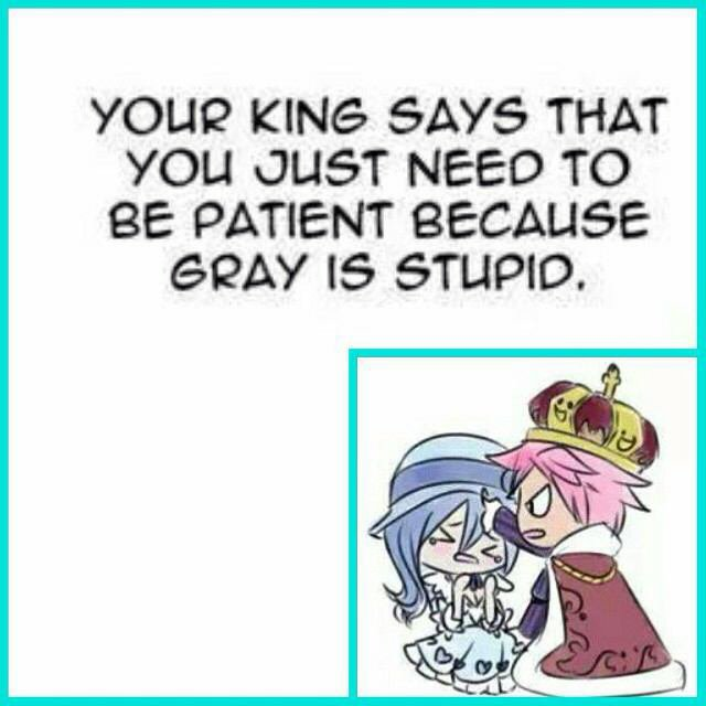 Natsu is a king !! *0*