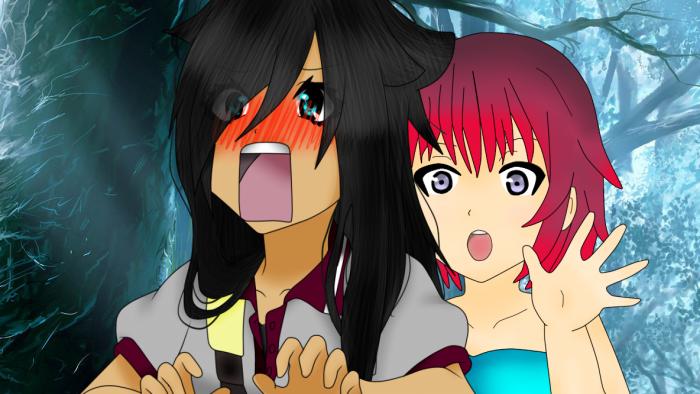Tsu et Morgane