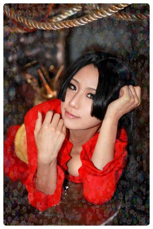 ♥♥♥ Boa Hancock (Cosplay One Piece) ♥♥♥