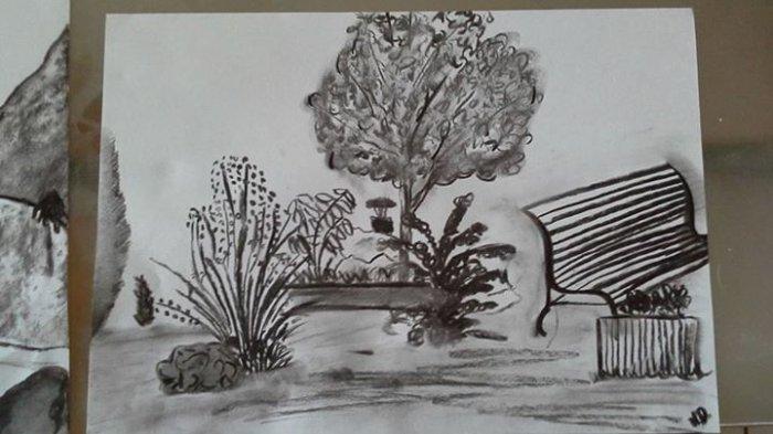 Mon jardin !