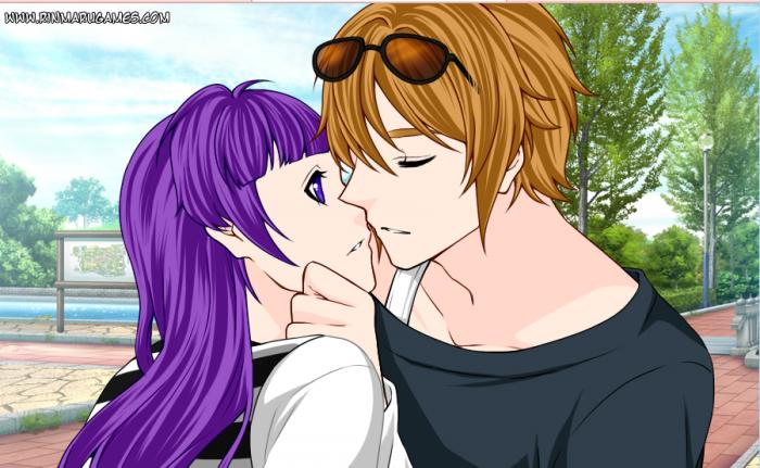 Ana x Gen Kiss