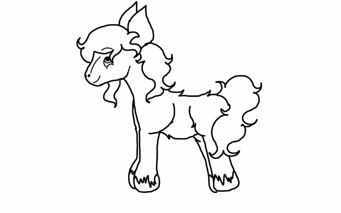 Pretty pony ♥